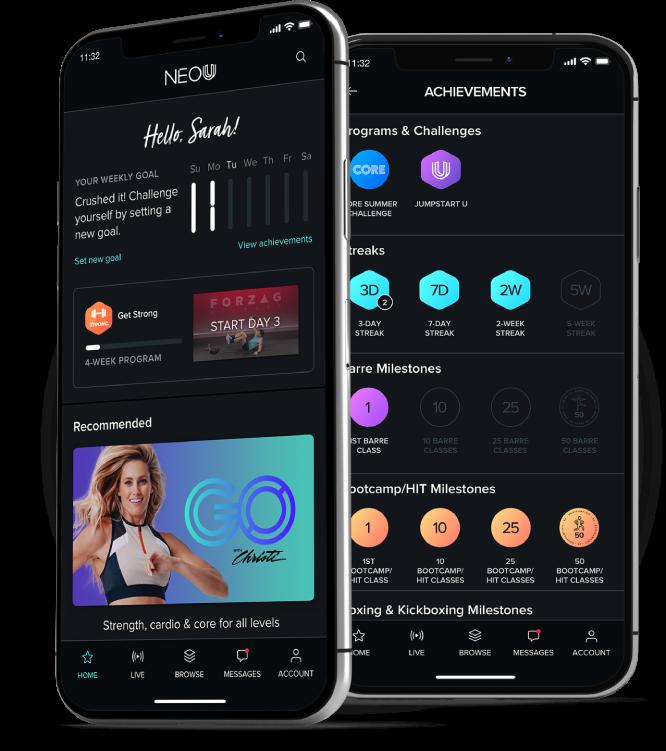 neou fitness app reviews